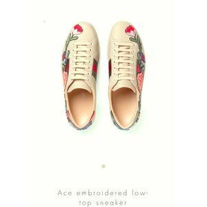 Gucci Ace Shoe